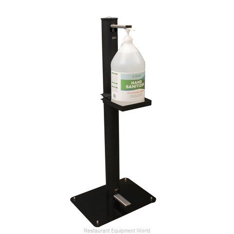 BK Resources FPSS-38 Hand Soap / Sanitizer Dispenser (Magnified)