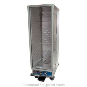 BK Resources HPC1N Proofer Cabinet, Mobile
