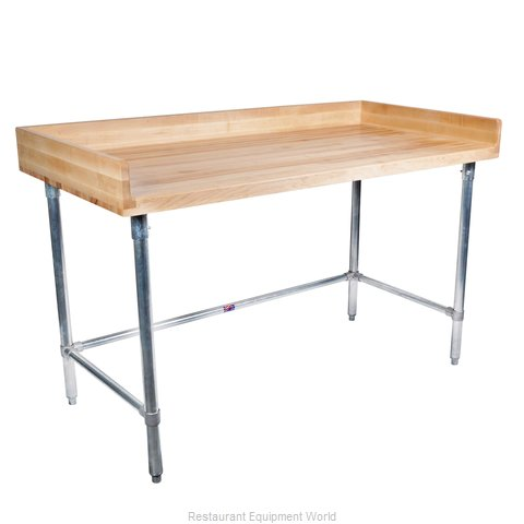 BK Resources MBTGOB-7230 Work Table, Bakers Top