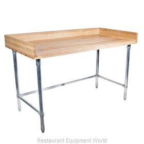 BK Resources MBTSOB-7236 Work Table, Bakers Top