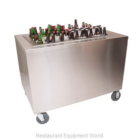 BK Resources PBC-3048S Portable Bar