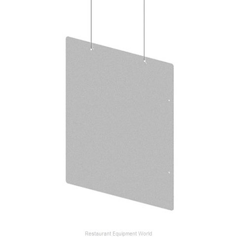 BK Resources PPE-SB-H-2424 Safety Shield / Guard