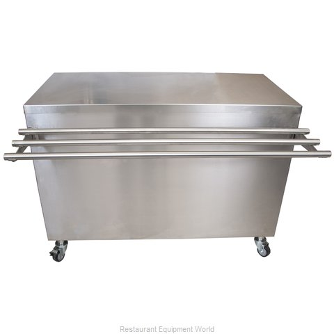 BK Resources SECT-2472 Serving Counter, Beverage