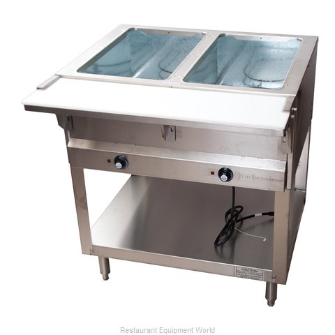 BK Resources STESW-2-120 Serving Counter, Hot Food, Electric