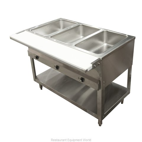 BK Resources STESW-3-240 Serving Counter, Hot Food, Electric