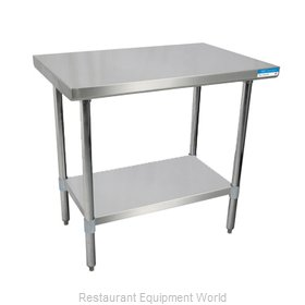 BK Resources SVT-3624 Work Table,  36
