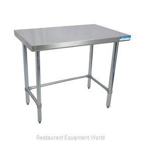 BK Resources SVTOB-2424 Work Table,  24