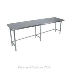 BK Resources SVTOB-9630 Work Table,  85