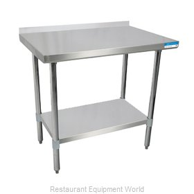 BK Resources SVTR-1848 Work Table,  40