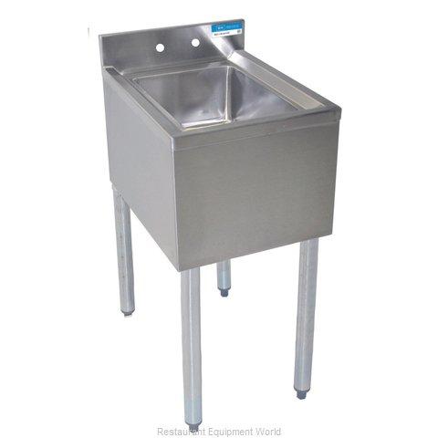 BK Resources UB4-18-1014HS12-P-G Underbar Sink Units