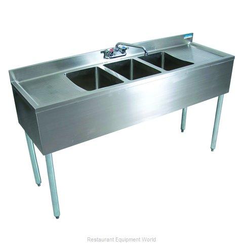 BK Resources UB4-21-360TS Underbar Sink Units