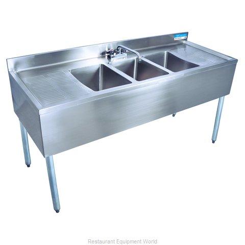 BK Resources UB4-21-372TS Underbar Sink Units