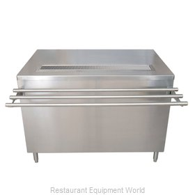 BK Resources US-3060S-S Serving Counter, Beverage