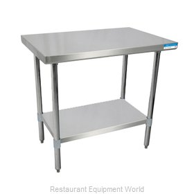 BK Resources WST-4830 Work Table,  40