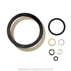 BK Resources XRK-LDR Drain, Lever / Twist Waste, Parts