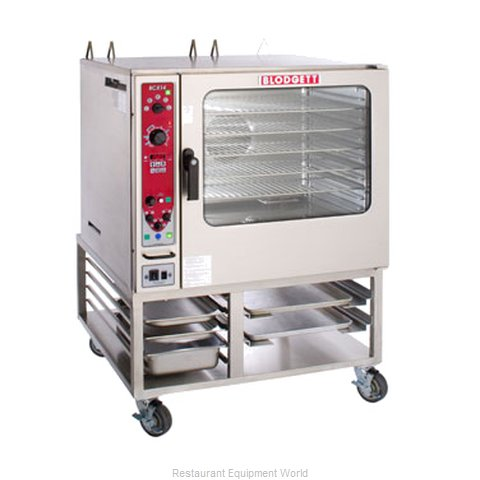 Blodgett Combi BCX-14G SINGL Combi Oven Gas Full Size (Magnified)