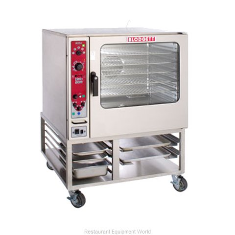 Blodgett Combi BX-14E SINGL Combi Oven Electric Full Size (Magnified)