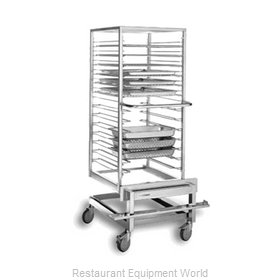 Blodgett Combi TC-20 Trolley, Oven Steamer Combi Retherm