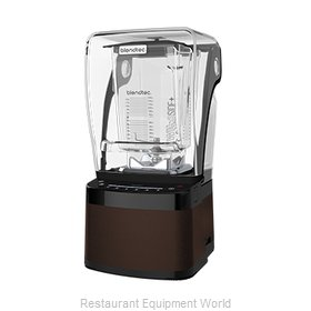 Blendtec S875C2920-B1GB1D Stealth 875 Blender Package, Cappuccino