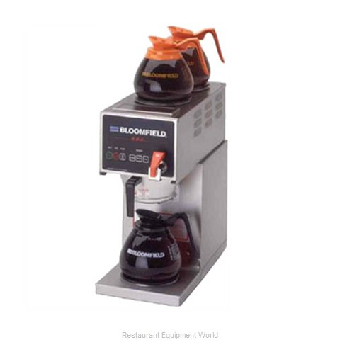 Bloomfield 1012D3F Coffee Brewer for Glass Decanters