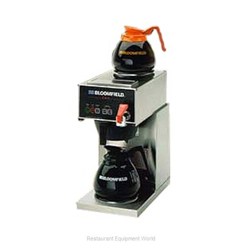Bloomfield 1040D2F-120V Coffee Brewer for Glass Decanters