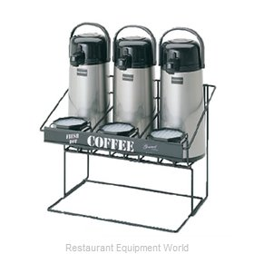 Bloomfield 3023-SRVRK3B Airpot Serving Rack