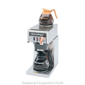 Bloomfield 8540D2F Coffee Brewer for Glass Decanters
