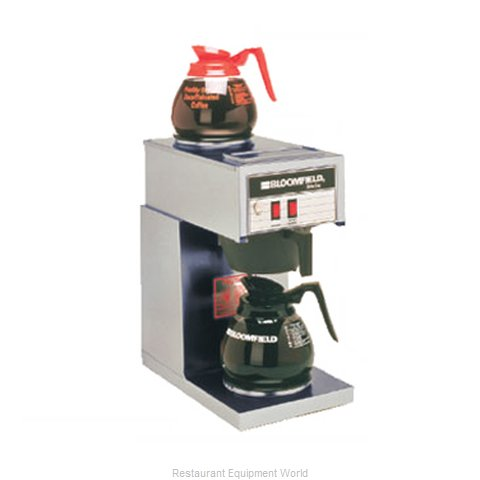 Bloomfield 8543-D2 Coffee Brewer for Glass Decanters
