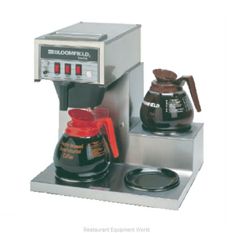 Bloomfield 8573D3 Coffee Brewer for Glass Decanters