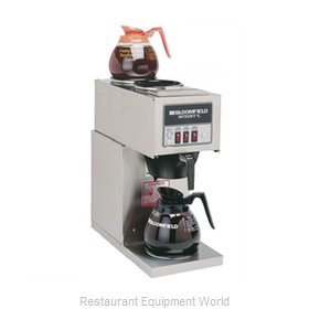 Bloomfield 9003-D3 Coffee Brewer for Glass Decanters