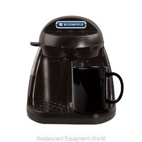 Bloomfield POD2-6 Coffee Brewer, for Single Cup