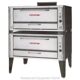 Deck Type Pizza Ovens