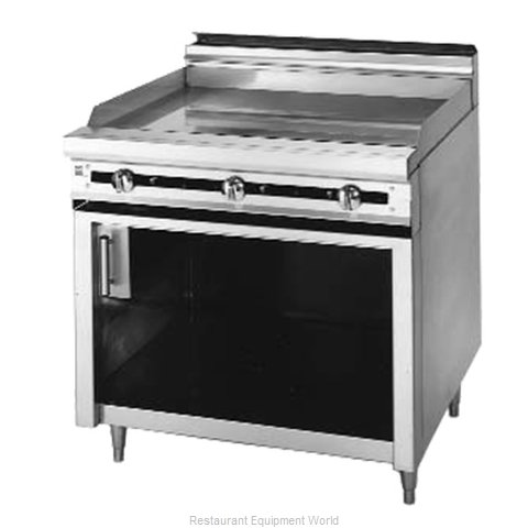 Blodgett BP-12GT Griddle Floor Model Gas