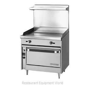 Blodgett BP-36G-36C Griddle Floor Model Gas