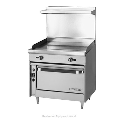 Blodgett BP-36GT-36C Griddle Floor Model Gas