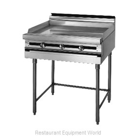 Blodgett BPM-24GT Griddle Floor Model Gas