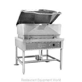 Blodgett Steam BLP-40E Tilting Skillet Braising Pan, Electric