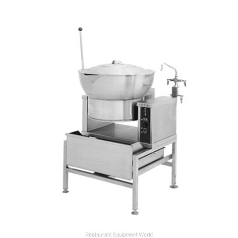Blodgett Steam BTT-16E Tilting Skillet Braising Pan, Countertop, Electric