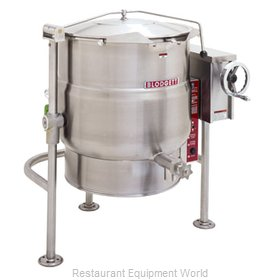 Blodgett Steam KLT-100E Kettle, Electric, Tilting