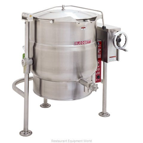 Blodgett Steam KLT-60E Kettle, Electric, Tilting
