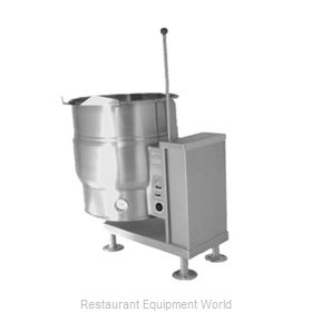 Blodgett Steam KTT-20E Kettle, Electric, Tilting