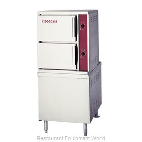Blodgett Steam SB-6E Steamer, Convection, Electric, Floor Model