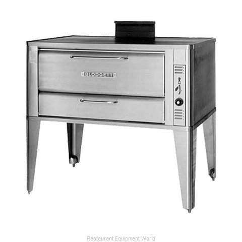 Blodgett Oven 901 BASE Oven Deck-Type Gas