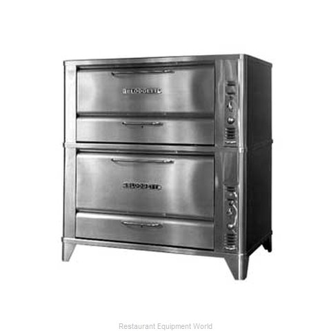 Blodgett Oven 951-966 Oven, Deck-Type, Gas (Magnified)
