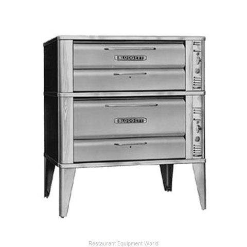 Blodgett Oven 961-951 Oven, Deck-Type, Gas