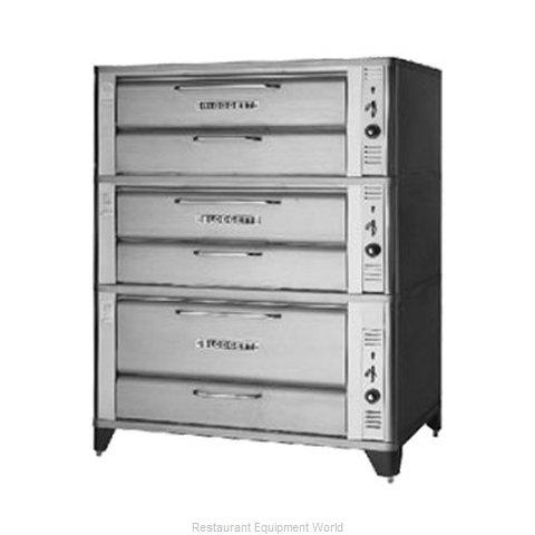 Blodgett Oven 961-961-951 Oven, Deck-Type, Gas