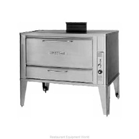 Blodgett Oven 966 BASE Oven, Deck-Type, Gas
