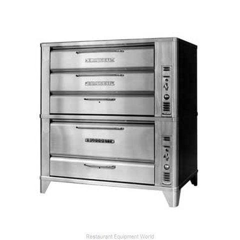 Blodgett Oven 981-951 Oven, Deck-Type, Gas (Magnified)