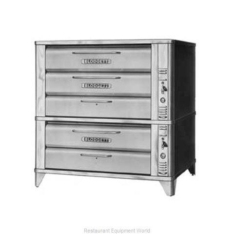 Blodgett Oven 981-961 Oven, Deck-Type, Gas