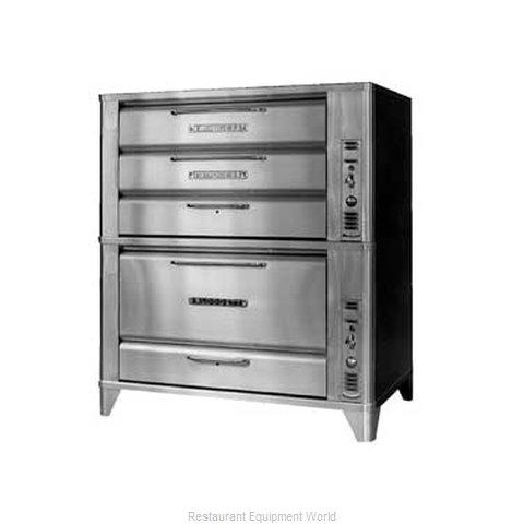 Blodgett Oven 981-966 Oven, Deck-Type, Gas